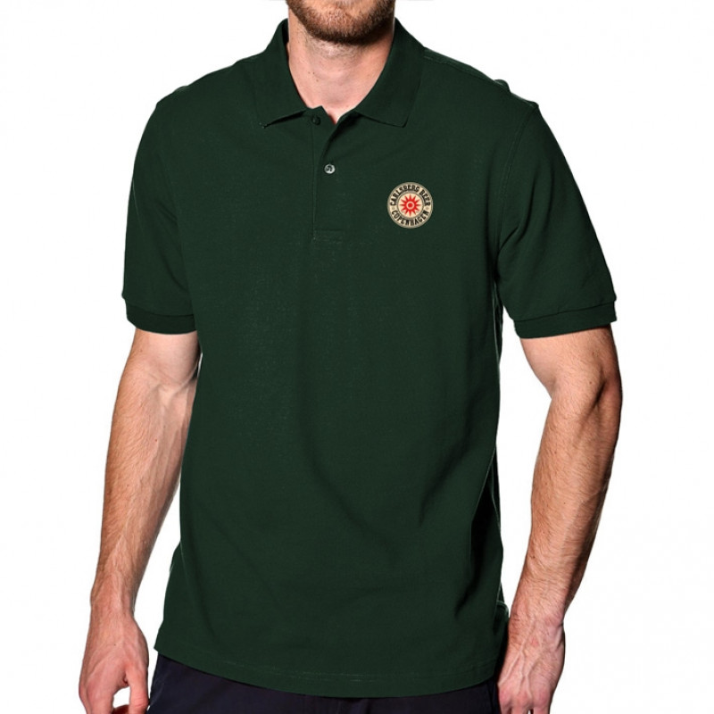 Carlsberg Green Polo