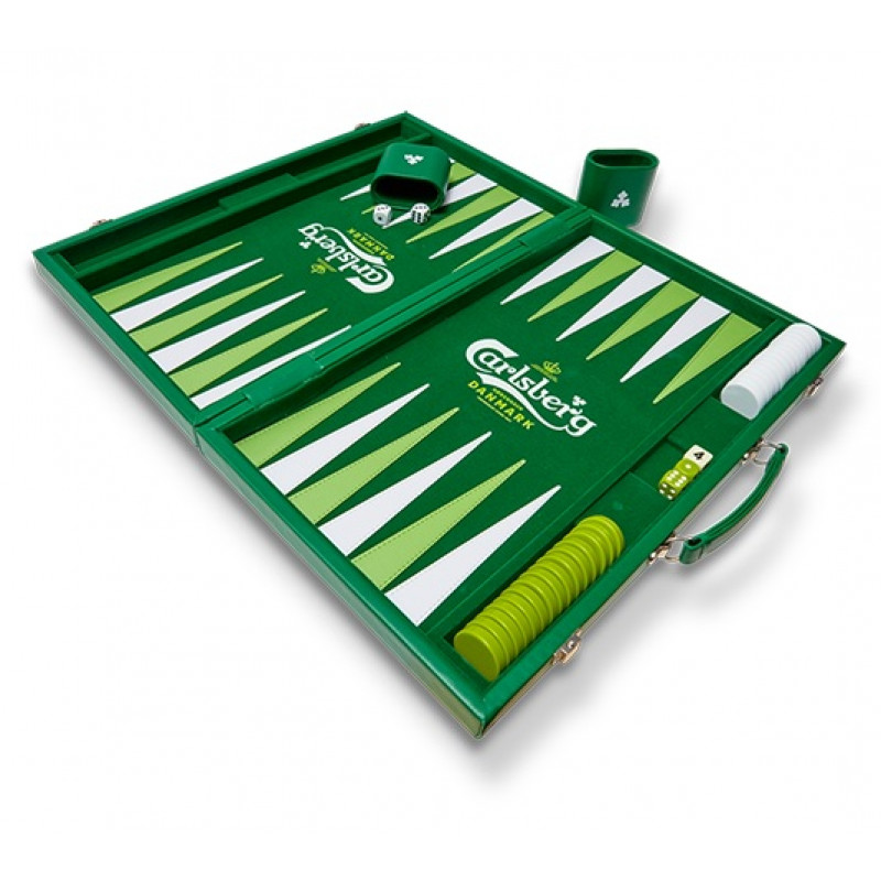 Carlsberg Backgammon