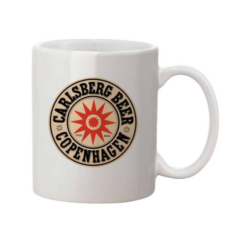 Carlsberg Beer Star Coffee Mug