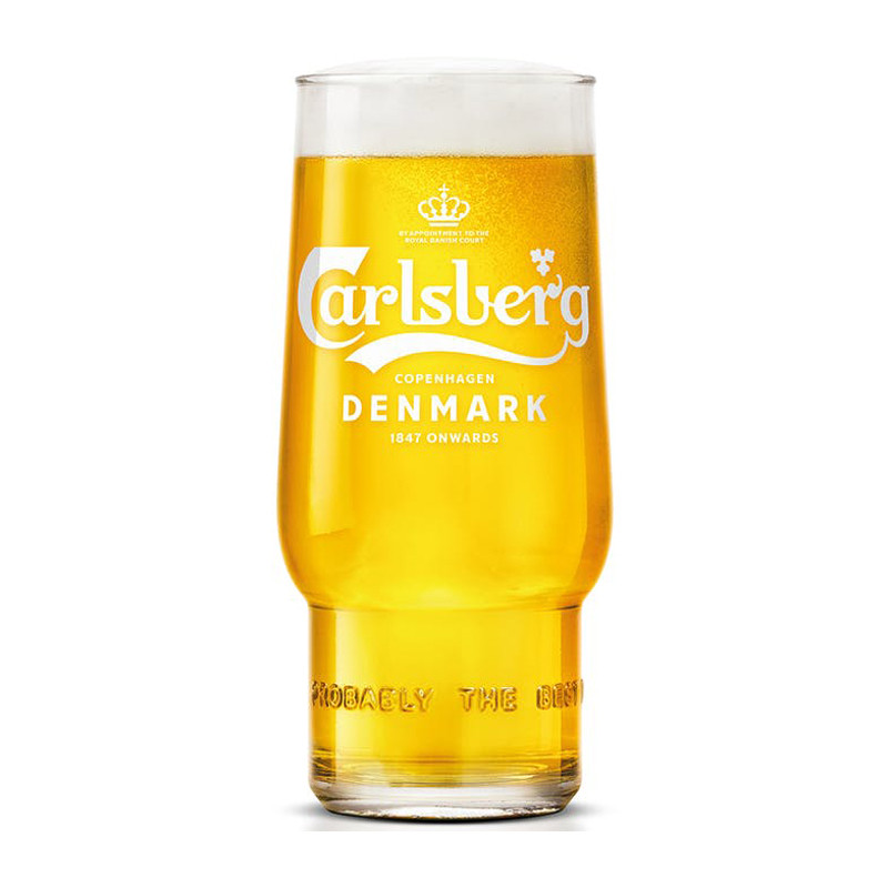 Carlsberg Ny Dawn Glasses 40 cl.
