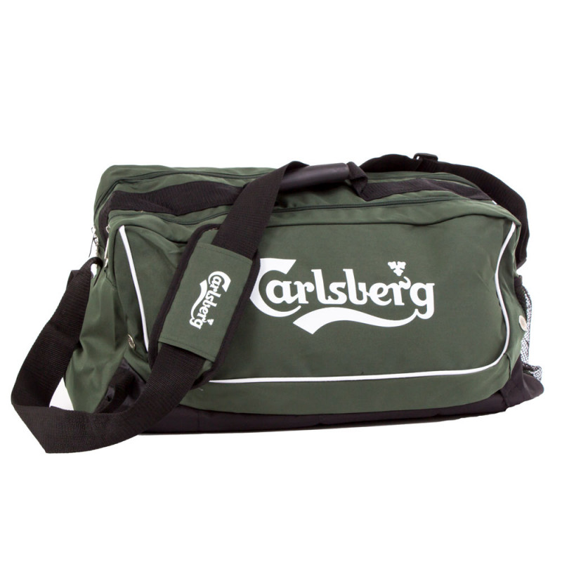 Carlsberg Green Sports Bag