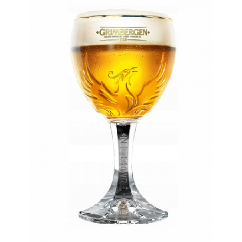 Grimbergen Phoenix Glasses 33 cl.