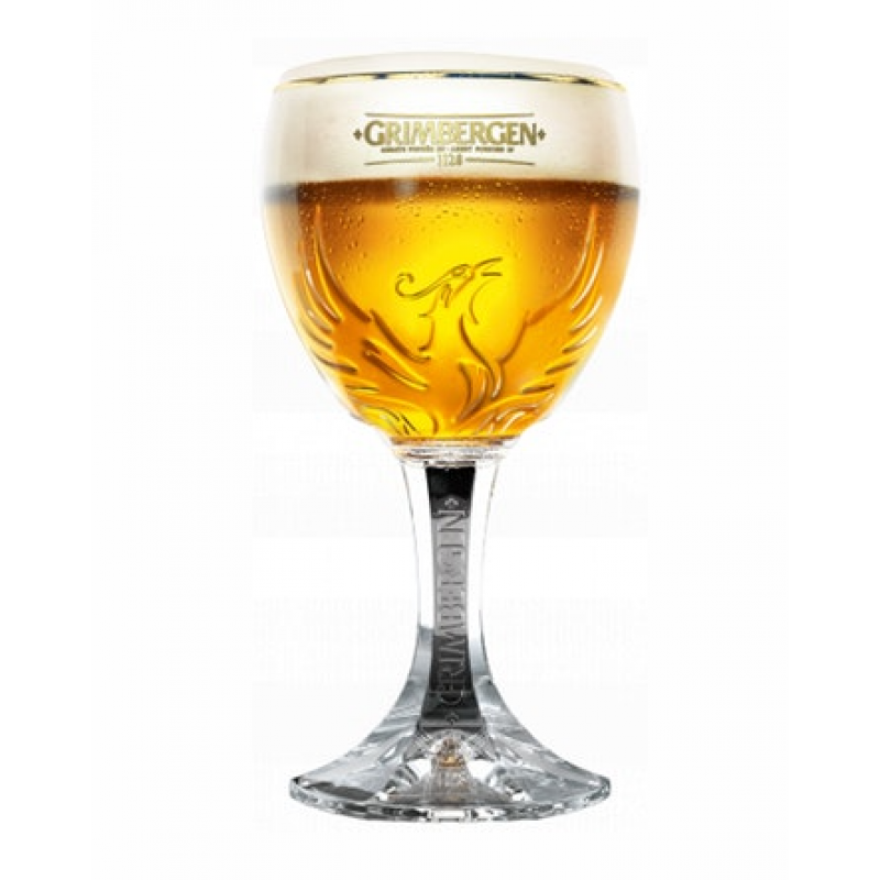 Grimbergen Phoenix Glasses 50 cl.