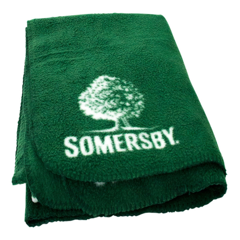 Somersby Fleece Plaid