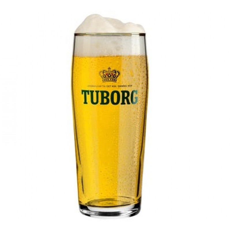 Tuborg Bodega Glasses 50 cl.