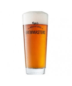 Carlsberg Brewmaster glasses 30 cl.