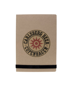 Carlsberg A5 Notebook