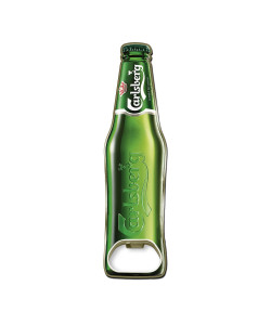 Carlsberg Magnetic Bottle Opener