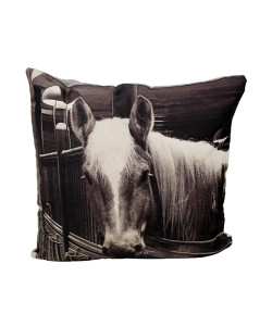 Carlsberg Horse Pillow