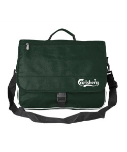 Carlsberg Green Laptop Bag