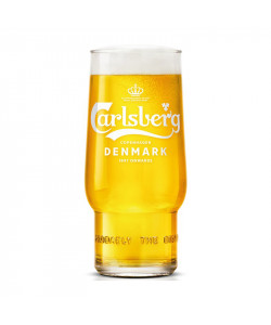 Carlsberg Ny Dawn Glasses 25 cl.