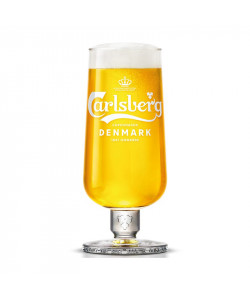 Carlsberg Ny Dawn Stilk Glasses 40 cl.
