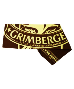 Grimbergen Fleece Plaid