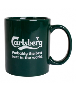 Carlsberg Green Coffee Mug