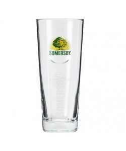 Somersby glasses 25 cl.
