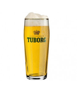 Tuborg Bodega Glasses 25 cl.